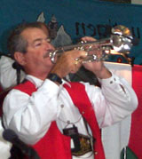 Howard Rowe, Trumpet, Musical Director/Arranger