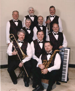 The Krazy Firemen are also known as 'Sound Spectrum', playing a wide variety of music for any occassion!